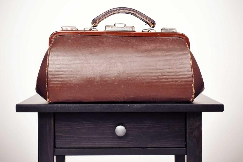 Hebammen-Tasche